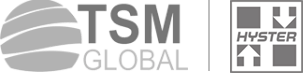 TSM Global ve Hyster Logo